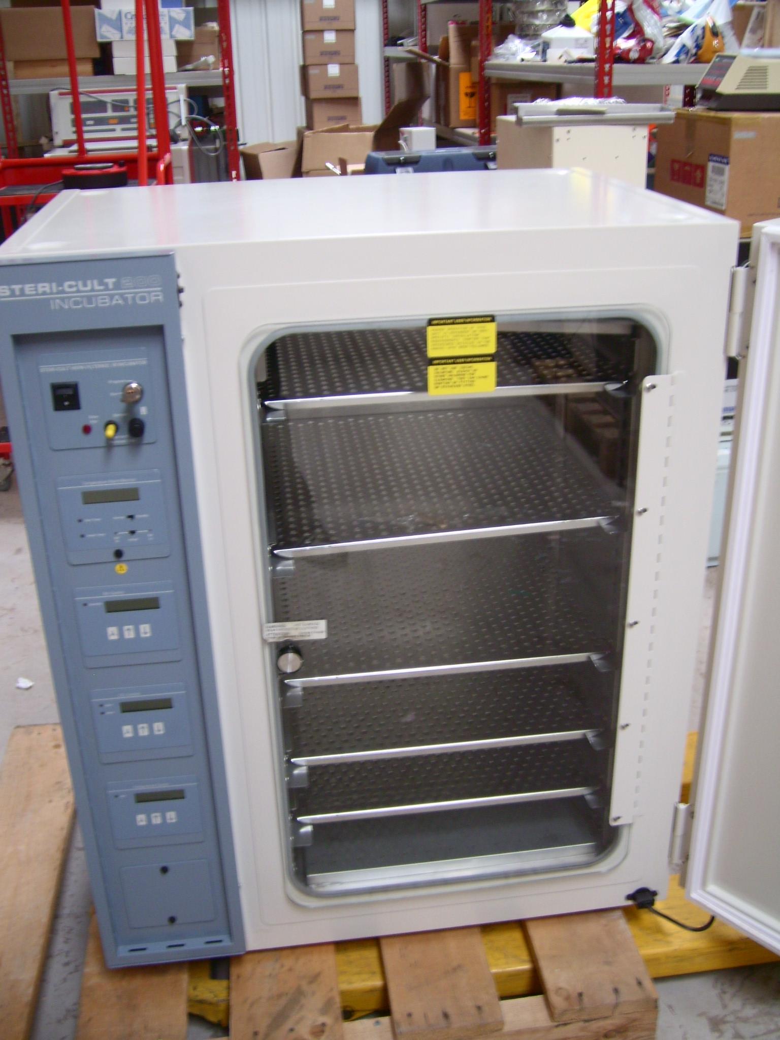 nuaire ir autoflow co2 incubator manual