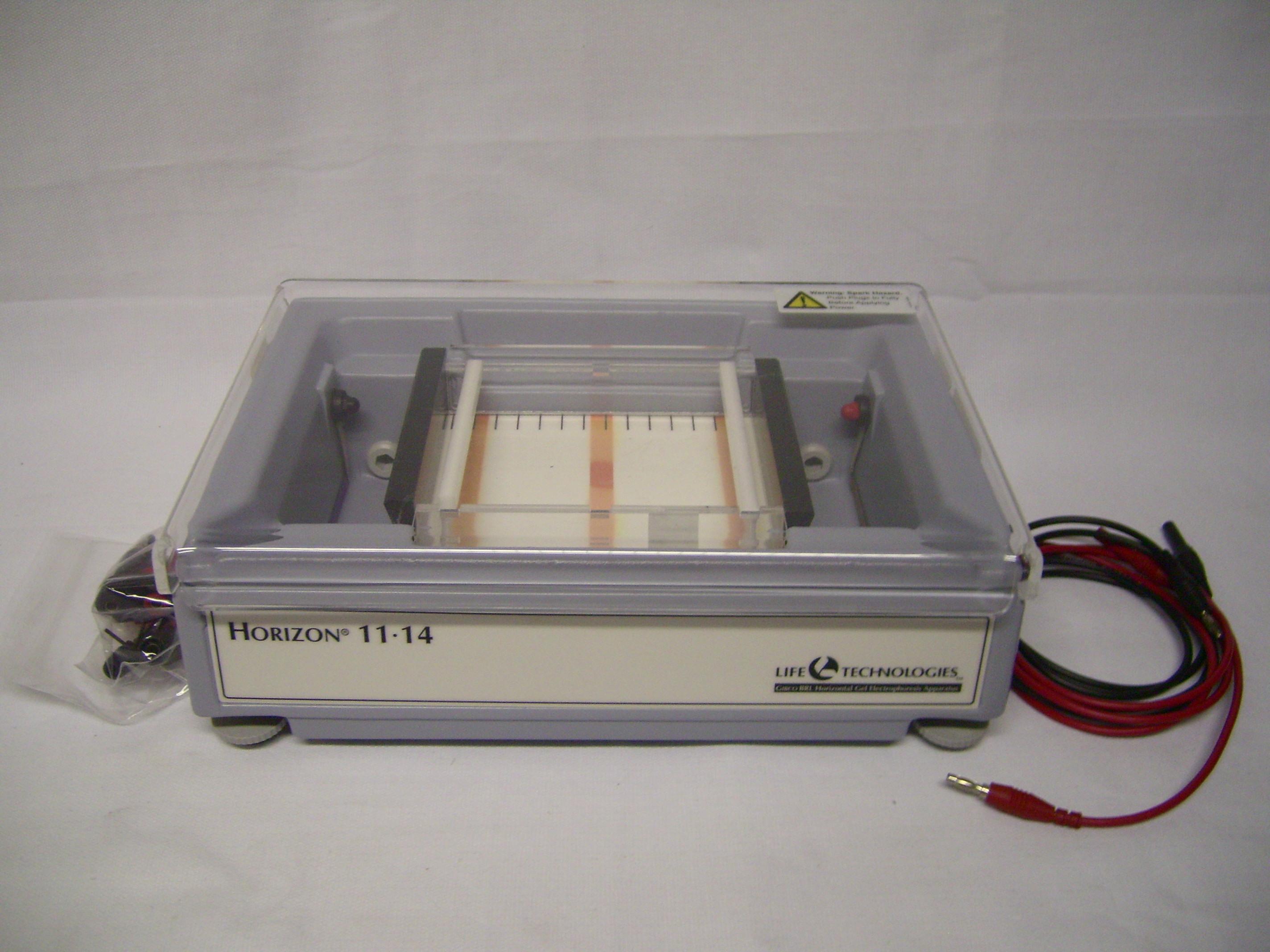 used electrophoresis equipment