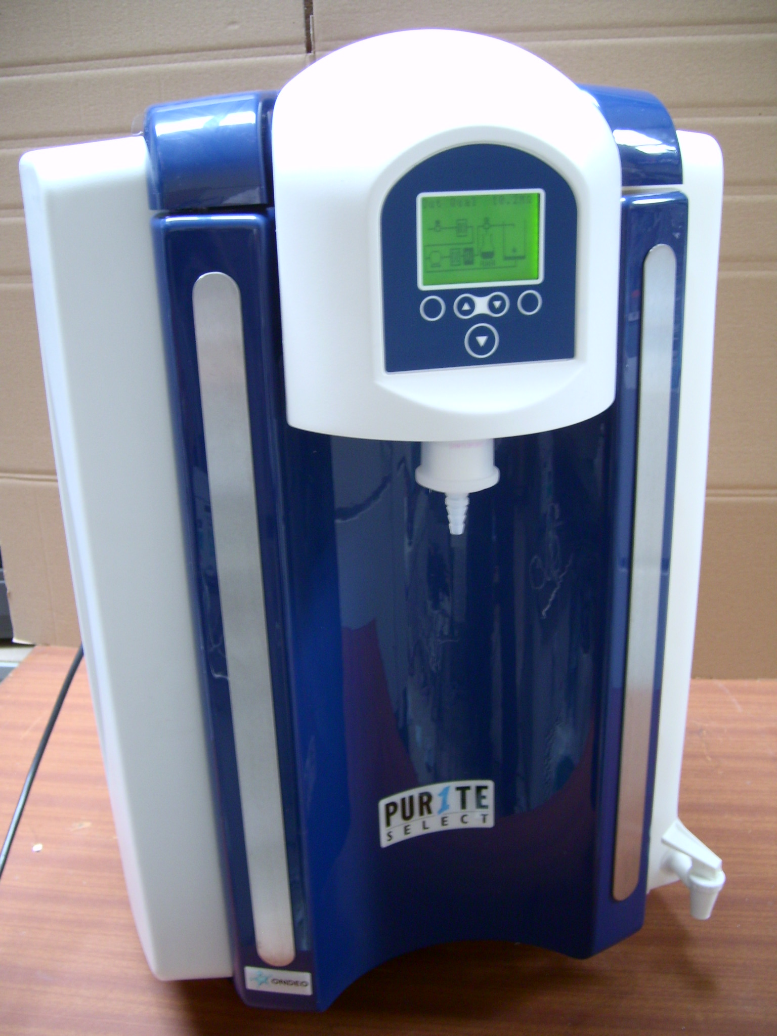 Used Water Purification